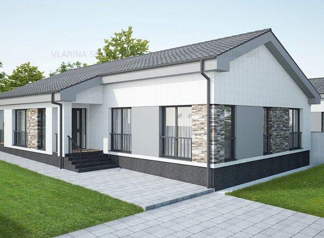 Promotie Case Single Sura Mare, 78000Euro, 3 dormitoare, living, buc, 2 bai! - imaginea 1
