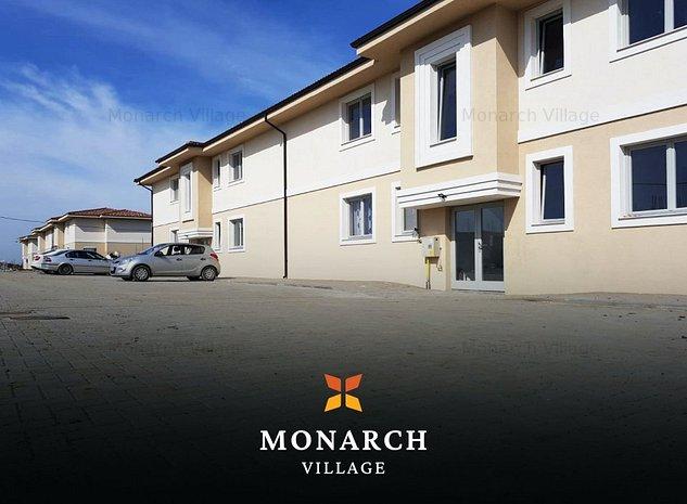 Disponibil imediat | apartament 2 camere | 2 locuri de parcare | Monarch Village - imaginea 1