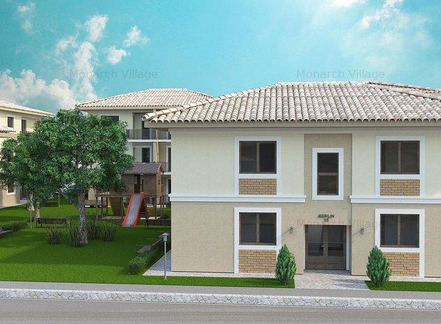 Apartament in bloc cu 6 apartamente - imaginea 1