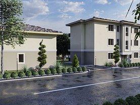 Apartament de vânzare 3 camere, în Moşniţa Nouă