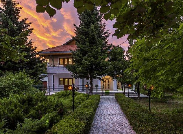 Lido Family Residence - vila cu arhitectura mediteraneana - teren de 1264 mp - imaginea 1