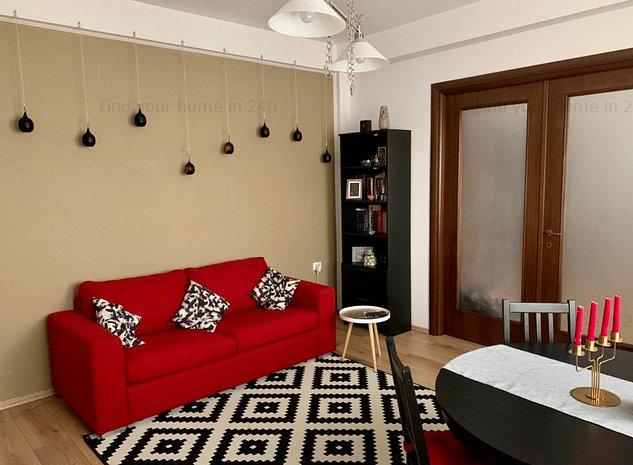 Apartament modern metrou Timpuri Noi - imaginea 1