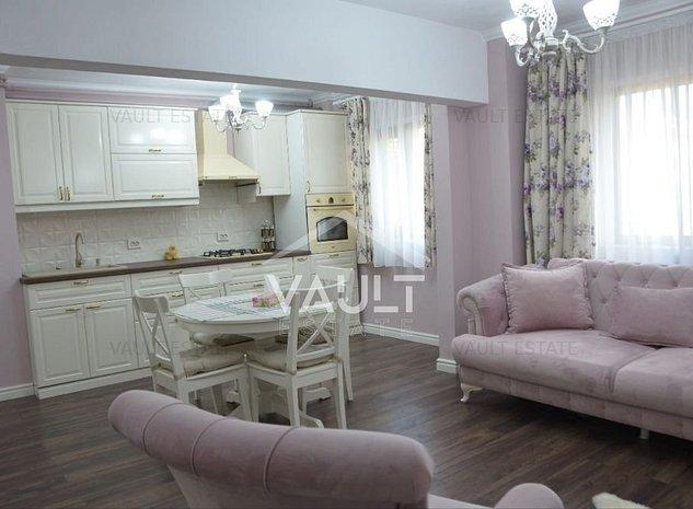 Apartament 3 camere Oltenitei- Aparatorii Patriei - imaginea 1