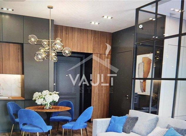 Cod P2257 - Apartament 2 camere ultracentral - Complex Ela Victoriei - imaginea 1