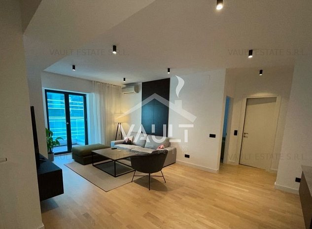 Cod P3723 - Apartament 3 camere LUX - Upground Residence Pipera - imaginea 1