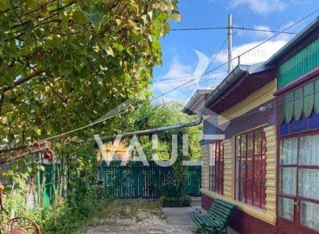 Cod P1885 - Casa Aparatorii Patriei (4 min fata de metrou) Teren 263 mp - VAGON - imaginea 1