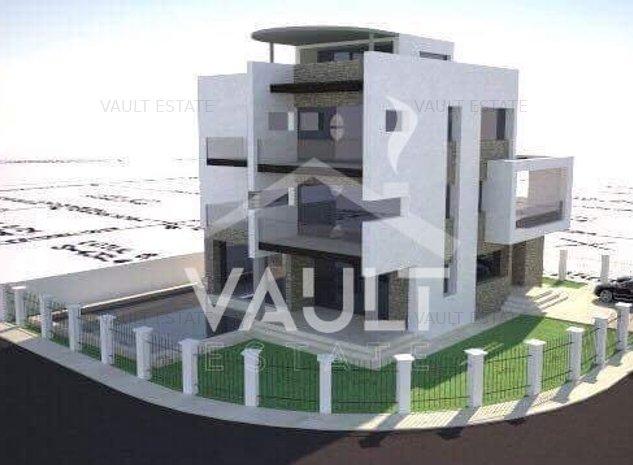 Cod P2814 - Vila Bragadiru LA GRI - S+P+2E - 550 mp teren - imaginea 1