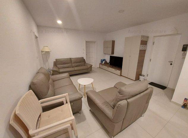 Apartament cu 2 camere - mobiliat -  Giroc - gradina - Comision 0% - imaginea 1