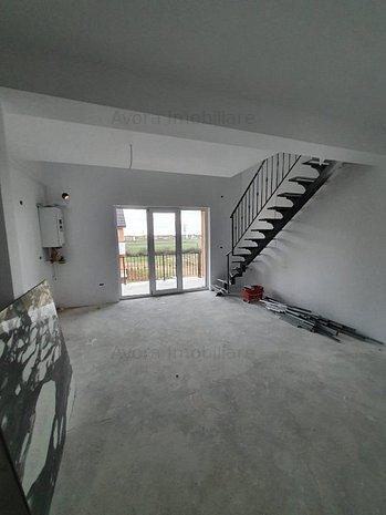 Apartament cu 3 camere pe 2 nivele - Giroc - Lidl - Comision 0% - imaginea 1