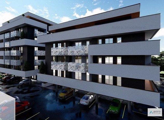Complex rezidential de lux - parcare subterana - lift - zona Soarelui - imaginea 1