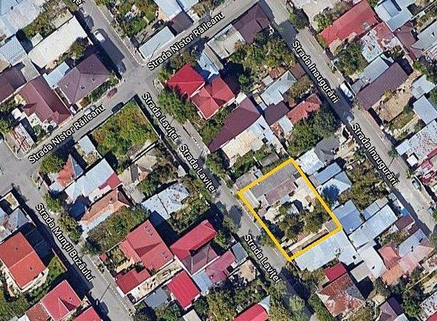 Teren pretabil constructie vila zona Colentina - imaginea 1