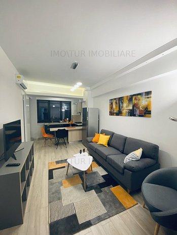Apartament 2 Camere/Loc de Parcare/ Novum Residence - imaginea 1