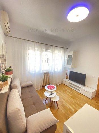 Apartament 2 Camere/Universitate/Centrala Bloc - imaginea 1