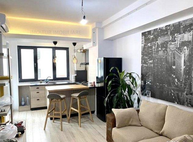 Apartament 2 Camere/ Open Space/Novum Residence - imaginea 1