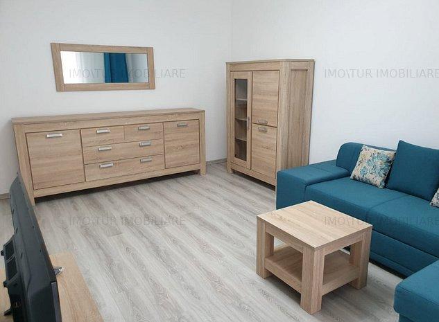 Plaza Residence/Apartament Lux/5 minute metrou - imaginea 1