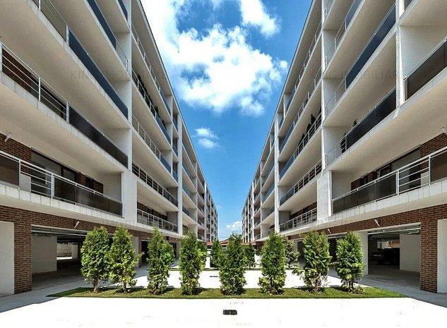 Park Residence 5 | Centrala Proprie | Loc de Parcare | Bloc 2008 - imaginea 1