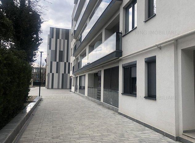 Residence 5 | Studio | Loc de Parcare | Centrala Proprie | - imaginea 1