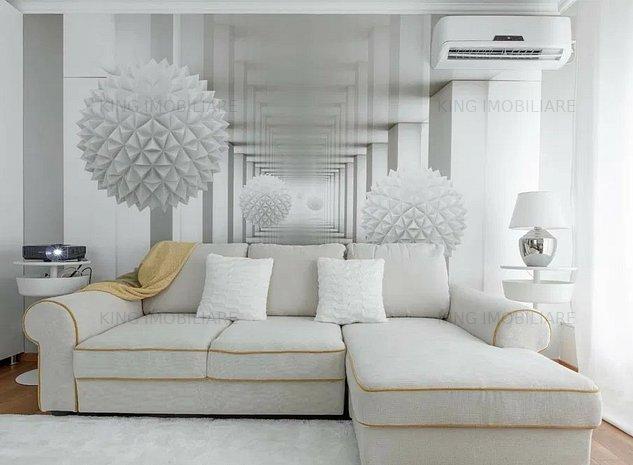 Pipera - Complex Diamond Residence   Studio   Centrala Proprie   Bloc Nou - imaginea 1