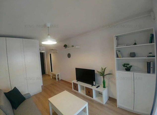 Garsoniera | Palladium Residence | Utilata Complet | Metrou Aproape - imaginea 1