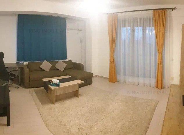 Bucurestii Noi | Apartament 2 Camere | Centrala | Parcare - imaginea 1