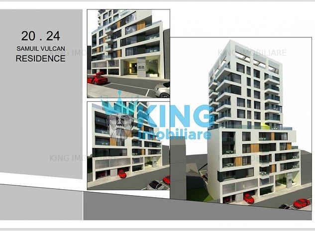 Apartament 2 Camere | Samuil Vulcan Residence | Stadiu de Proiect - imaginea 1