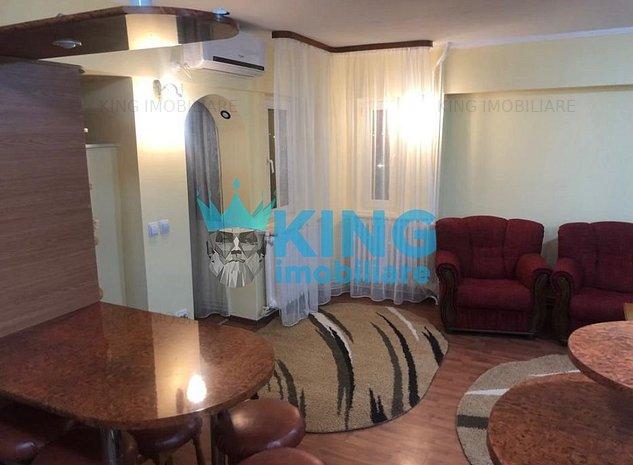 Ultracentral | Apartament 3 Camere | Centrala Proprie | Parcare - imaginea 1