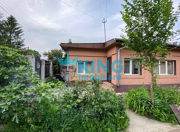 Salaj | Casa 3 Camere | Suprafata teren 304mp | Centrala Proprie - imaginea 1