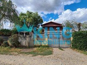 Casa de vânzare 8 camere, în Baloteşti, zona Exterior Vest