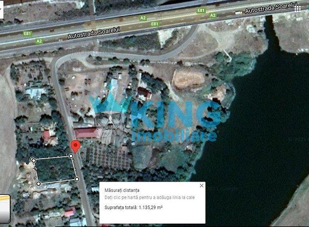 Teren 1100mp | Intravilan | Sat Seinoiu (Calarasi) - imaginea 1