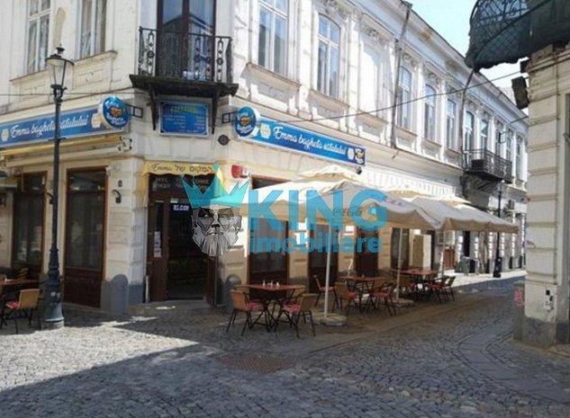 Centru Istoric | Restaurant la cheie | Terasa | Bucatarie - imaginea 1