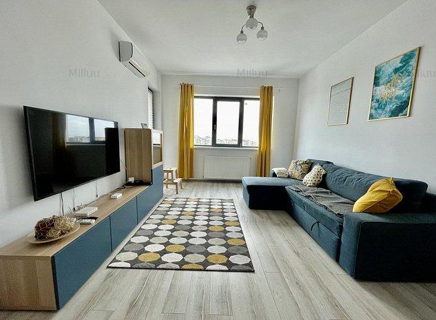 Apartament 2 camere, Cotroceni Park, Politehnica, parcare, pet friendly - imaginea 1