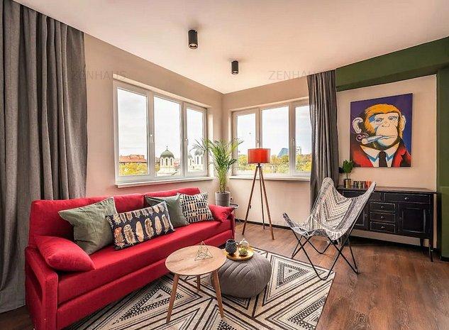 Apartament 3 Camere Cu Balcon - imaginea 1