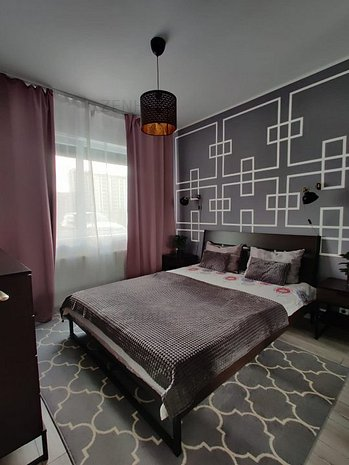 Apartament 2 Camere Mobilat si Utilat Lux Comision 0% Militari Residence - imaginea 1