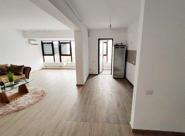 Apartament 2 Camere Ultraspatios View Superb Militari Residence - imaginea 1