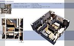 OFERTA DIRECT DEZVOLTATOR! INEL II  - 2 camere TIP 1 in  Eliberarii Residence - imaginea 2