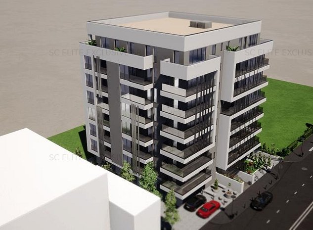 DIRECT DEZVOLTATOR! COMISION 0% INEL 2 - Apartament cu 2 camere TIP 5 - imaginea 1