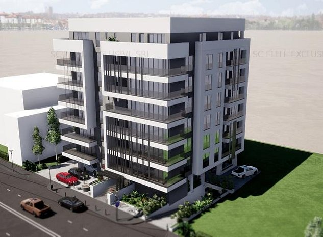 DIRECT DEZVOLTATOR! COMISION 0% INEL 2 - Apartament cu 3 camere TIP 4 in Complex - imaginea 1