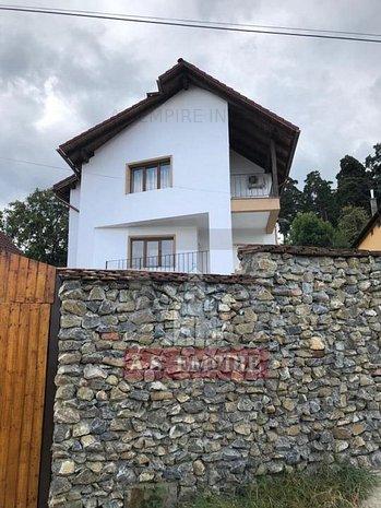 Casa/vila/pensiunea teren 1215 mp - zona Sacele - imaginea 1