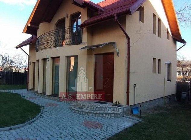 Casa/vila singur in curte - zona Sacele - imaginea 1