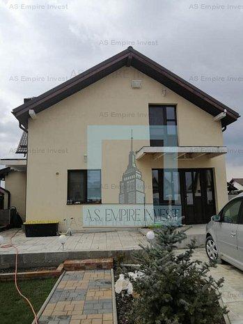 Casa/vila - zona Stupini - imaginea 1