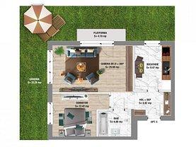 Apartament de vânzare 2 camere, în Constanţa, zona Boreal