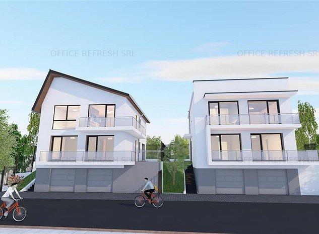 Apartamente 3 camere de vanzare in vila - Borhanci - imaginea 1