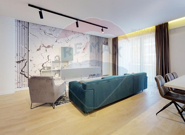 Apartament 3 camere in suprafata de 110 mp utili Iancu Nicolae Pipera - imaginea 1