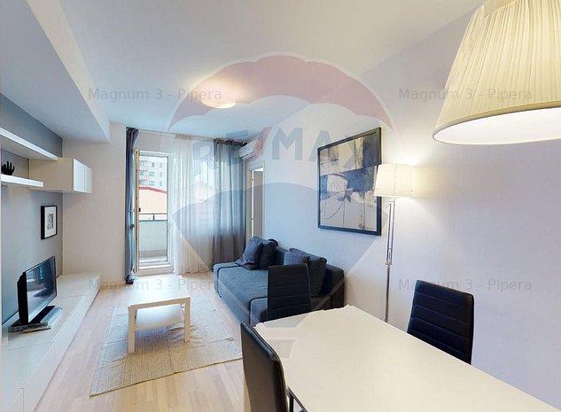 Apartament cu 2 camere de inchiriat in zona Baneasa - imaginea 1