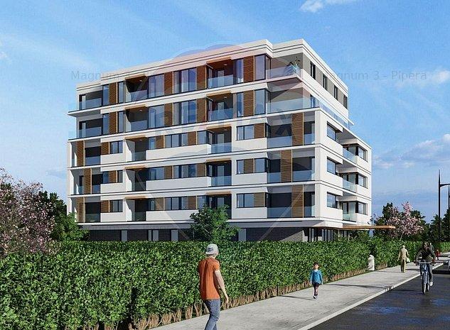 Apartament cu 2 camere de vanzare Pipera Rond OMV - imaginea 1