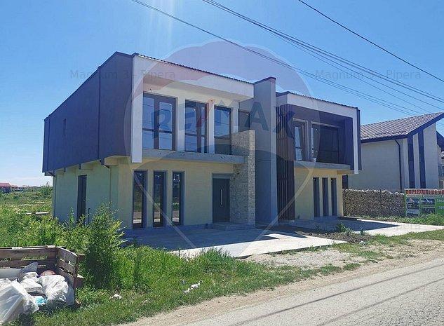 Vila duplex, 5 camere, 185 mp. utili, Corbeanca - imaginea 1