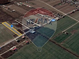 Teren constructii de vânzare, în Baloteşti