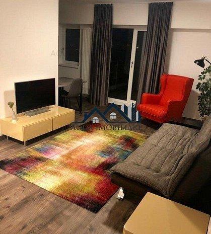 Apartament 2 camere Barbu Vacarescu + 2 locuri parcare subterana - imaginea 1