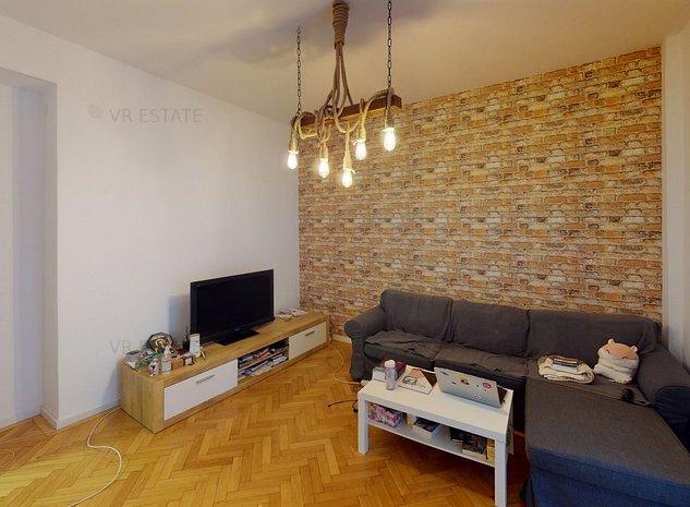 Apartament 2 camere Dacia - Tur virtual - imaginea 1