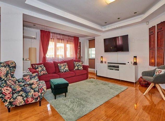 Apartament 3 camere Nordului - Tur virtual - imaginea 1